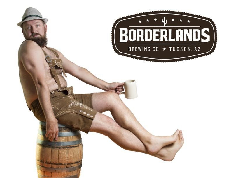Borderlands Beer Calendar