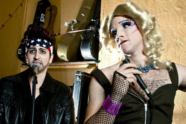 'Hedwig & the Angry Inch' provides miles of racy fun