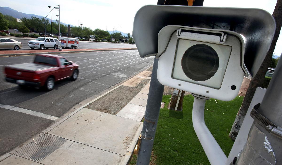 City of Tucson traffic camera