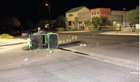 San Tan Valley teen killed in golf cart crash