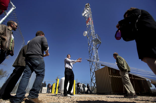 Tech Park aims to be border lab