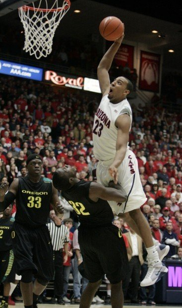 Arizona Wildcats basketball: Oregon at Arizona