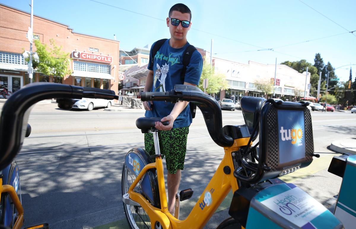 Tugo Bike Sharing