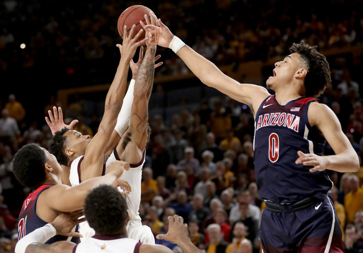 Ira Lee remembers, Zeke Nnaji has double vision and Bobby Hurley sits a little too close in ASU's win over UA