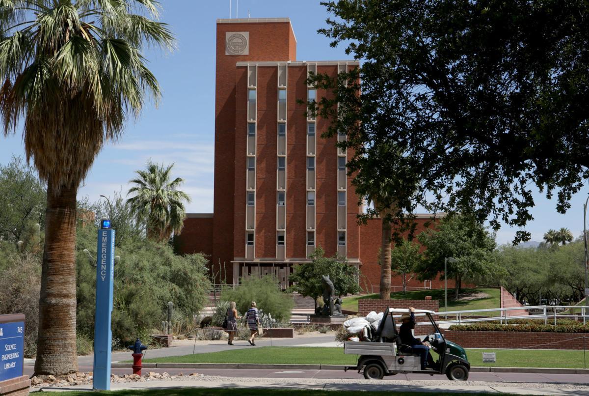 UA campus assault
