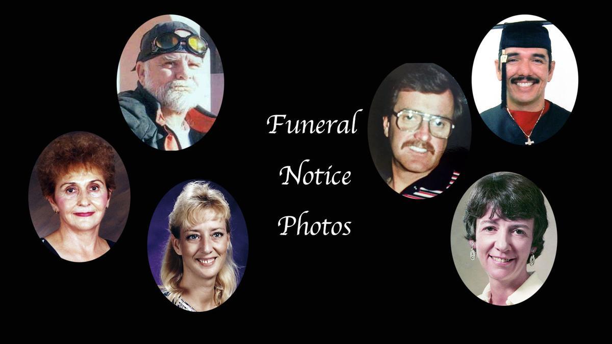 In memoriam: Funeral notice photos, June 2017