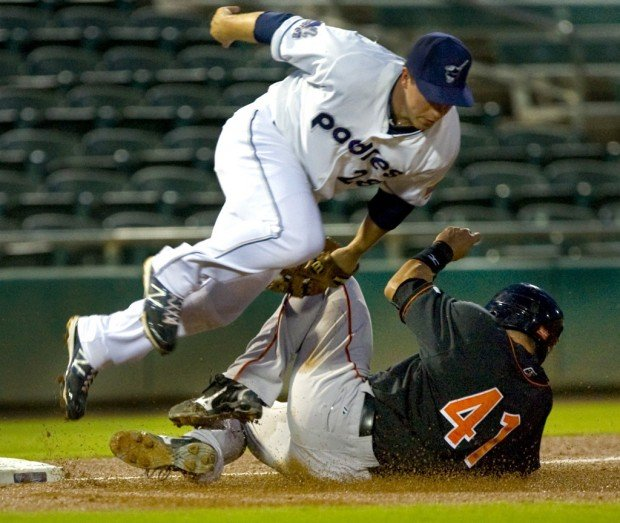 Tucson Padres: Ugly numbers dominated ugly season