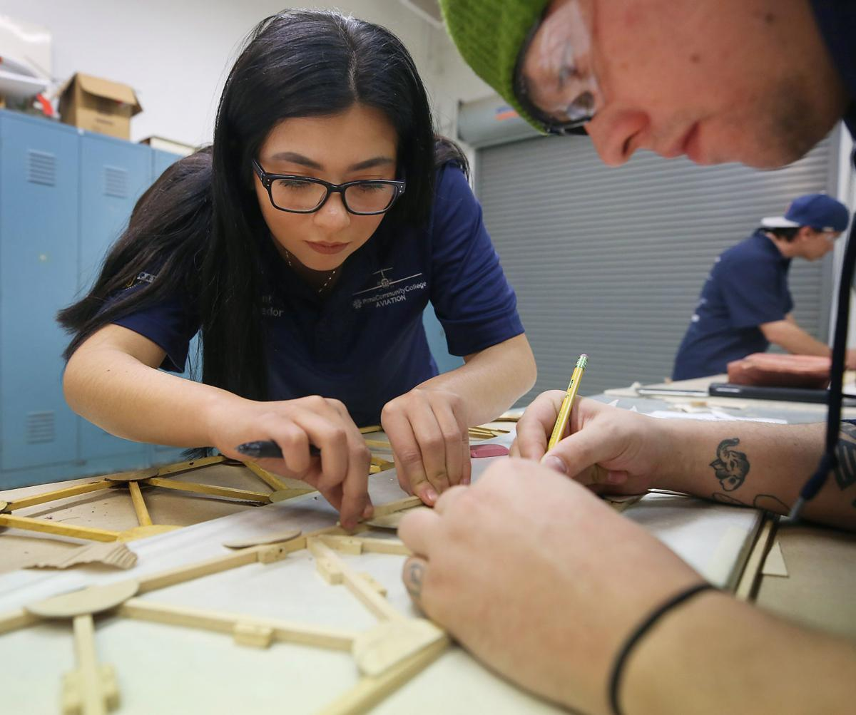 Pima Community College's Aviation Technology Program