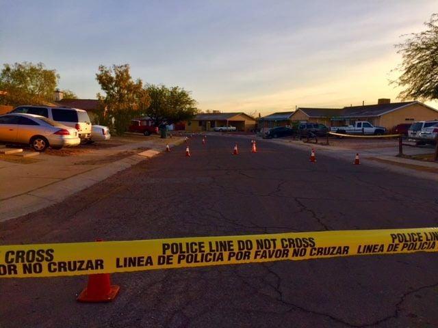 Pregnant woman killed when gunshots fired into Tucson house