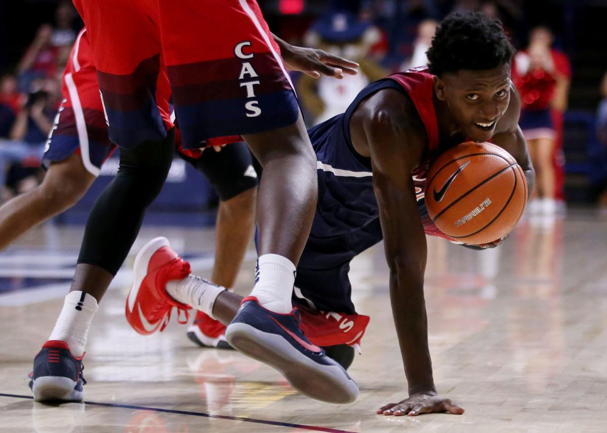 Arizona Wildcats inch closer to full strength as UMBC visits ... 3dd28b0af