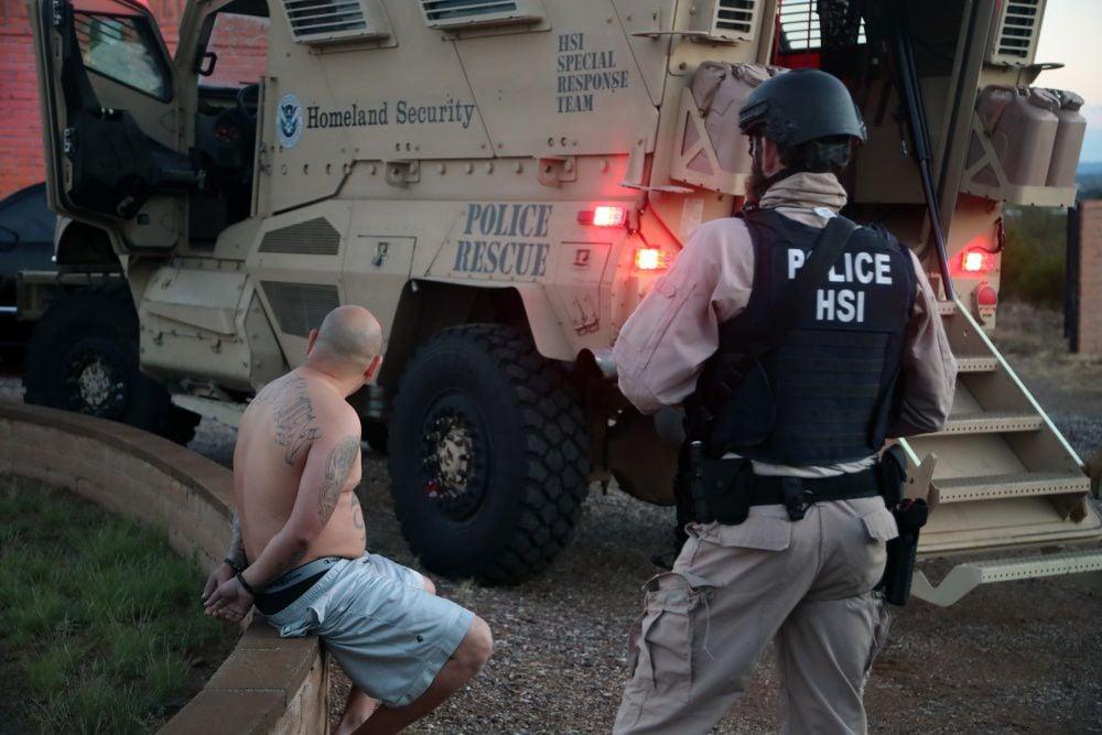 DEA: 16 arrested in Tucson were part of major drug