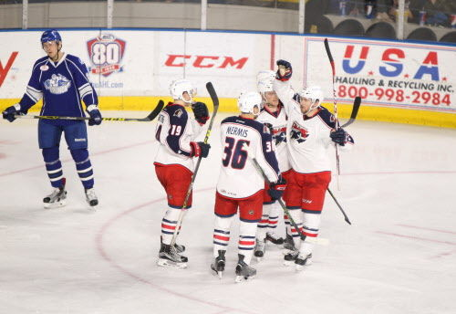 Springfield Falcons hockey