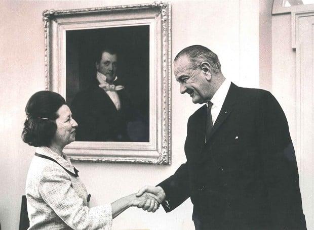 Humanities advocate D. Rubel dies here at 108