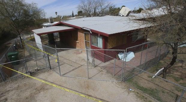 Gas blast ruins northwest Tucson home; 2 are OK