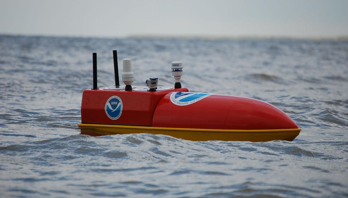 Tucson-area firm to build buoy to support undersea drone