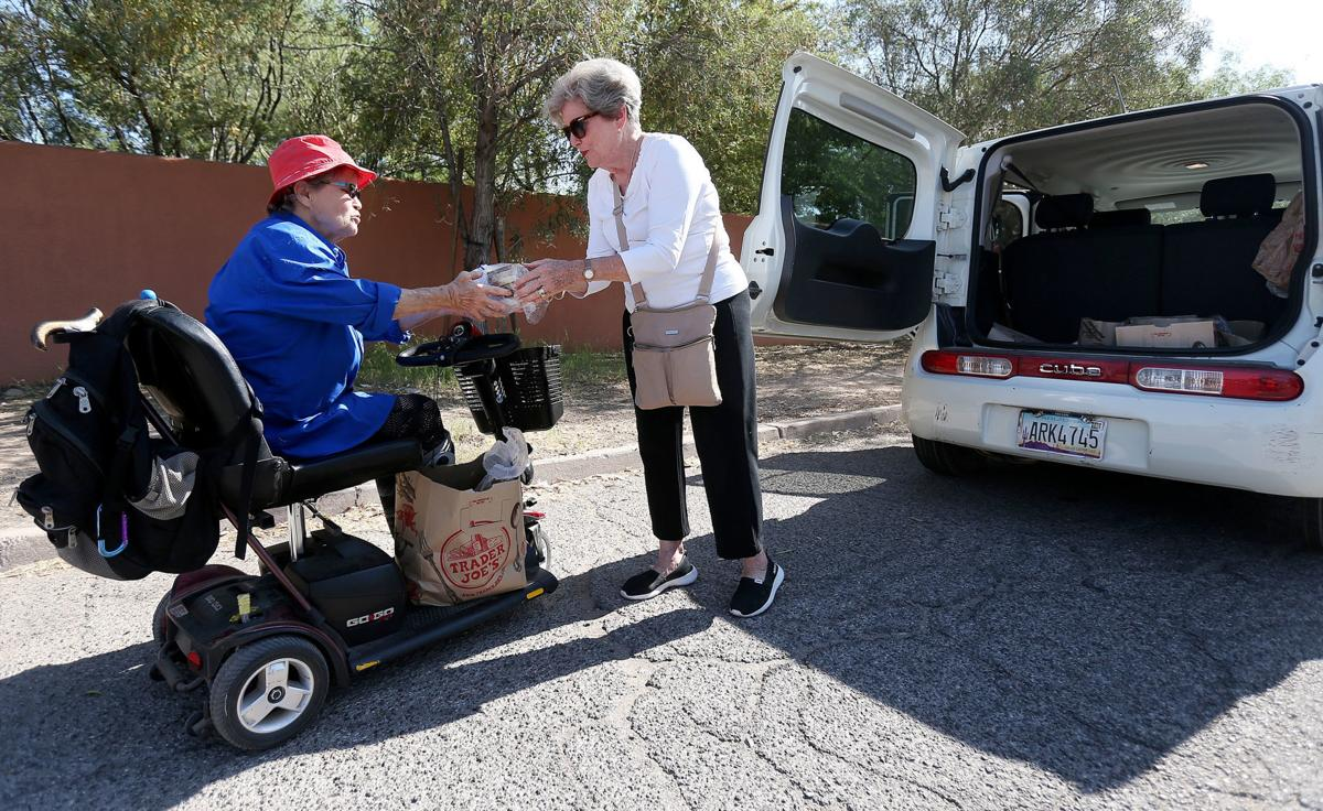Lend a Hand food delivery for seniors