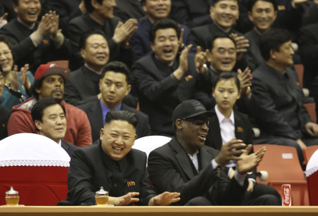 Rodman: N. Korean leader now is 'a friend for life'