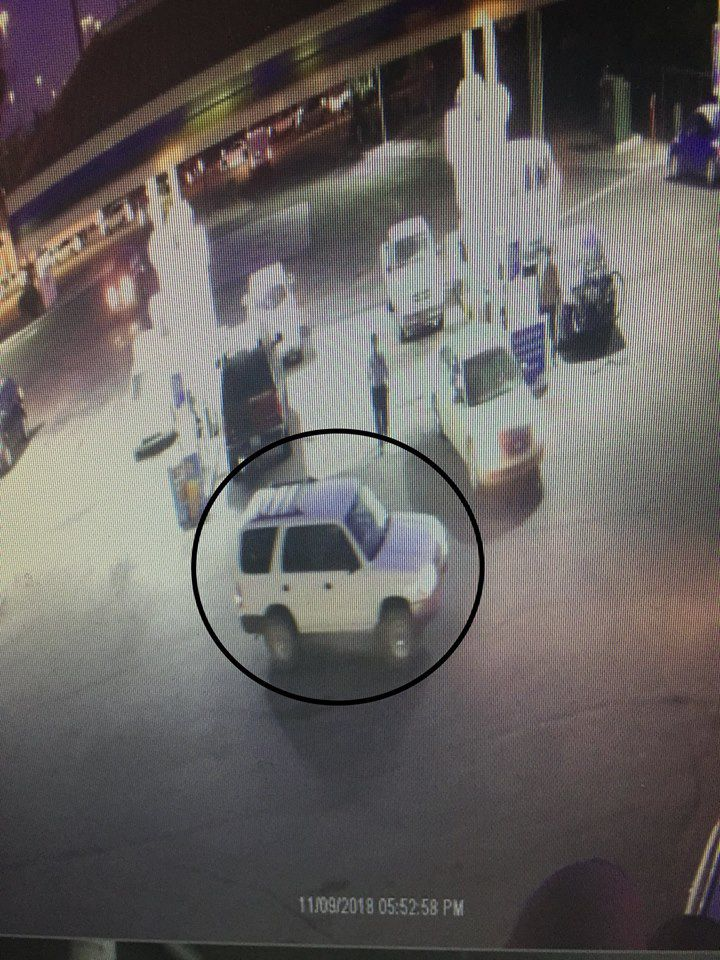 Alleged vehicle in fatal hit-and-run