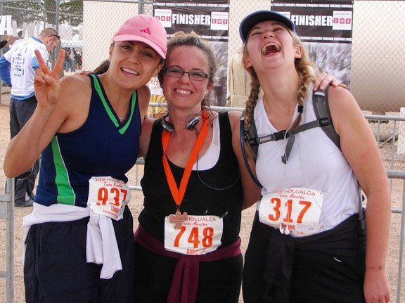 Angela Pittenger Tucson Marathon