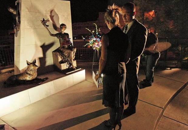 Hardesty killing spurred police memorial