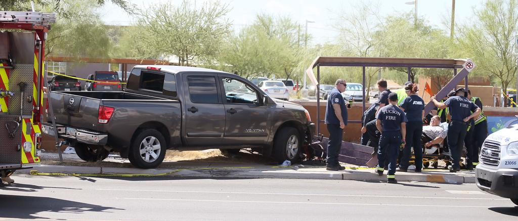 Tucson mom and 7-year-old son struck and killed in marked
