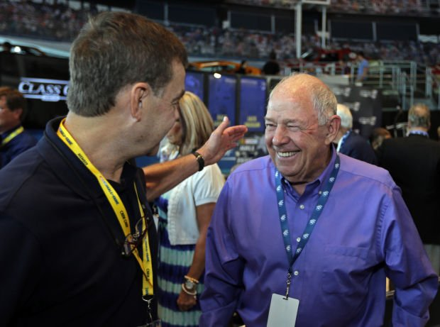 Next inductees to the NASCAR Hall of Fame announced