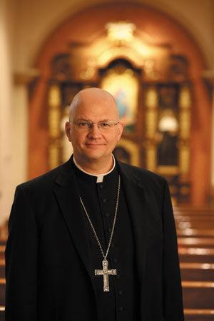 Bishop Edward J. Weisenburger