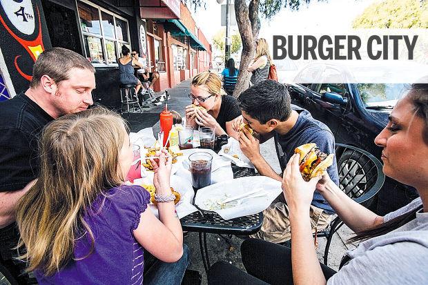 Best. Burgers. Ever.