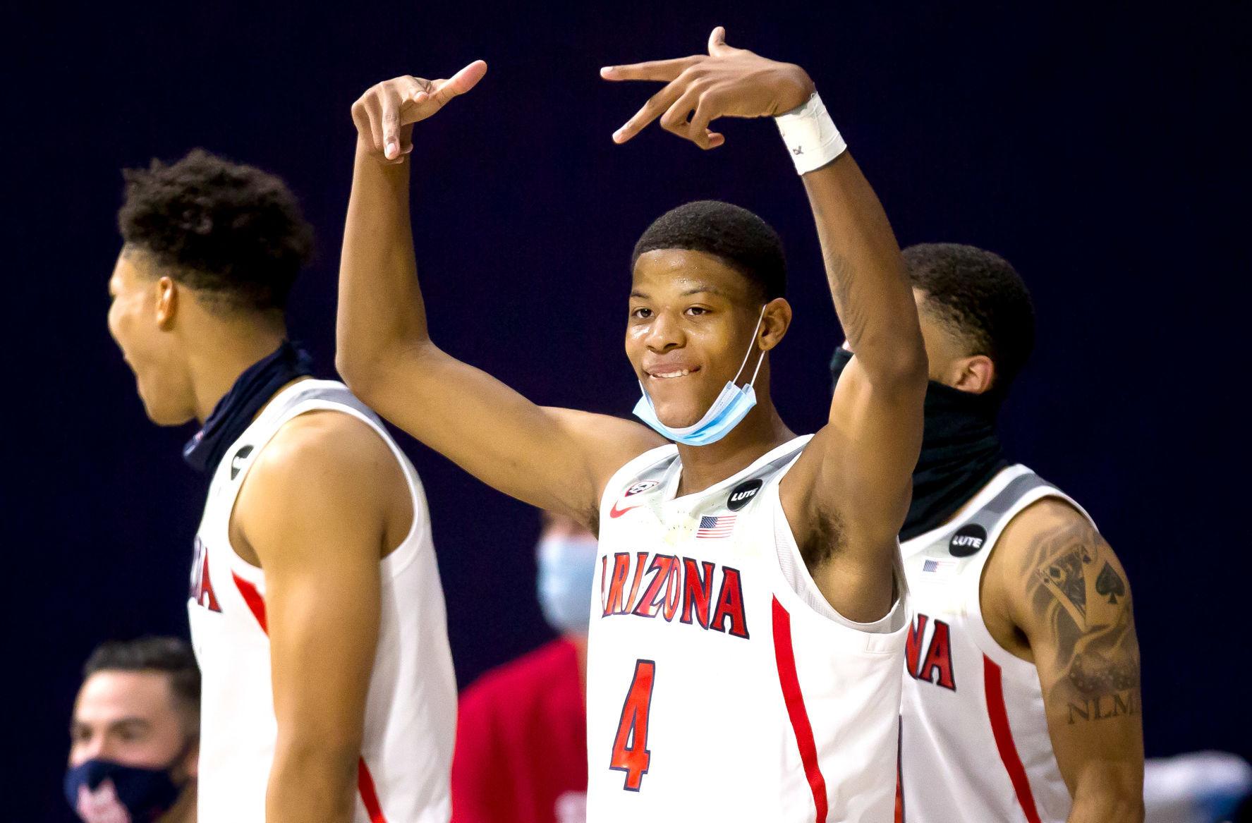 Channing Frye Arizona Wildcats Basketball Jersey-Red