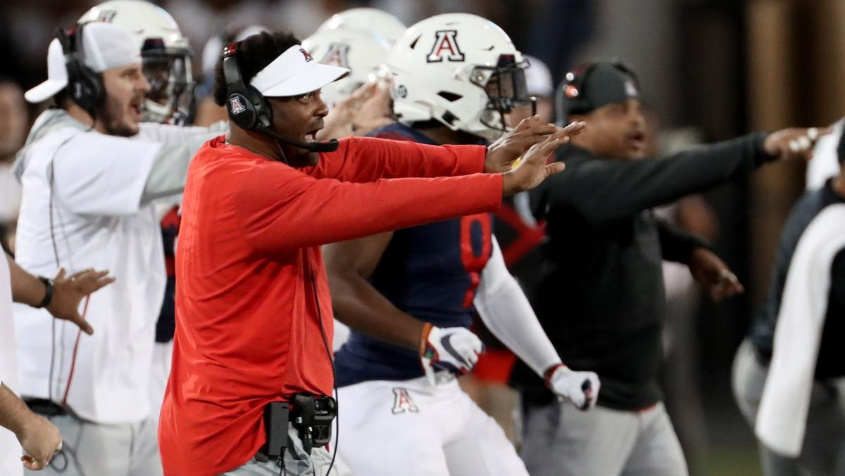 University of Arizona vs Texas Tech