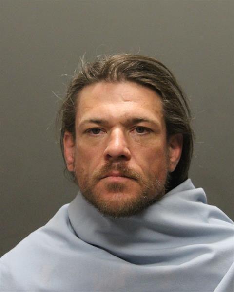 Suspect Daniel Wolfley