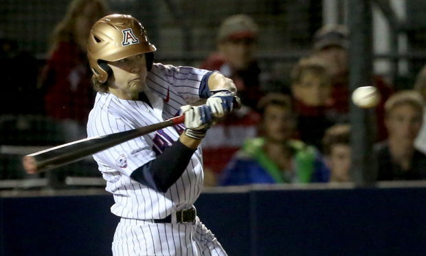 UA Baseball vs Washington St
