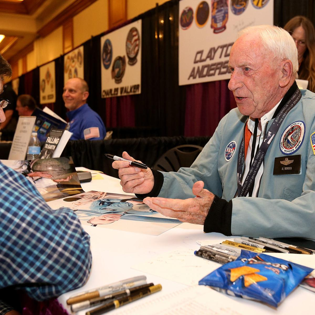 Spacefest brings all things out of this world for 10th time to
