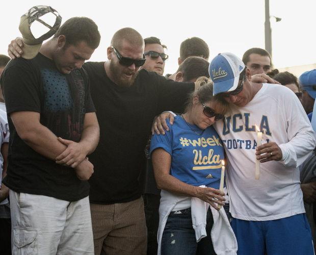 UCLA player Killed