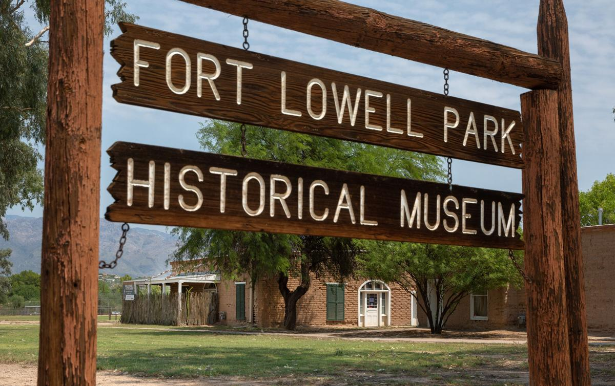 Ft. Lowell Museum, 2020