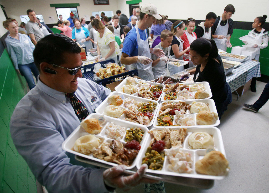 Gospel Rescue Mission meals