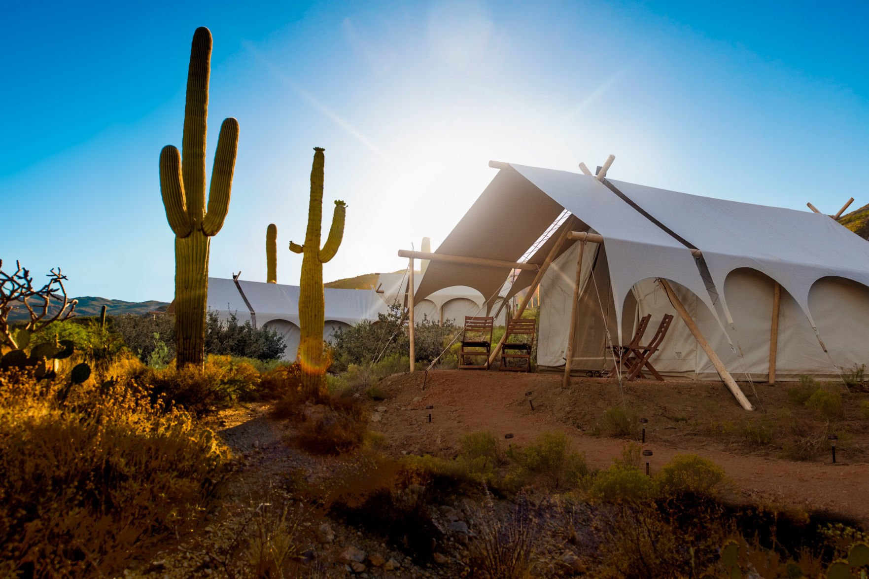 Tucson Real Estate: Luxury camping venue to open in August
