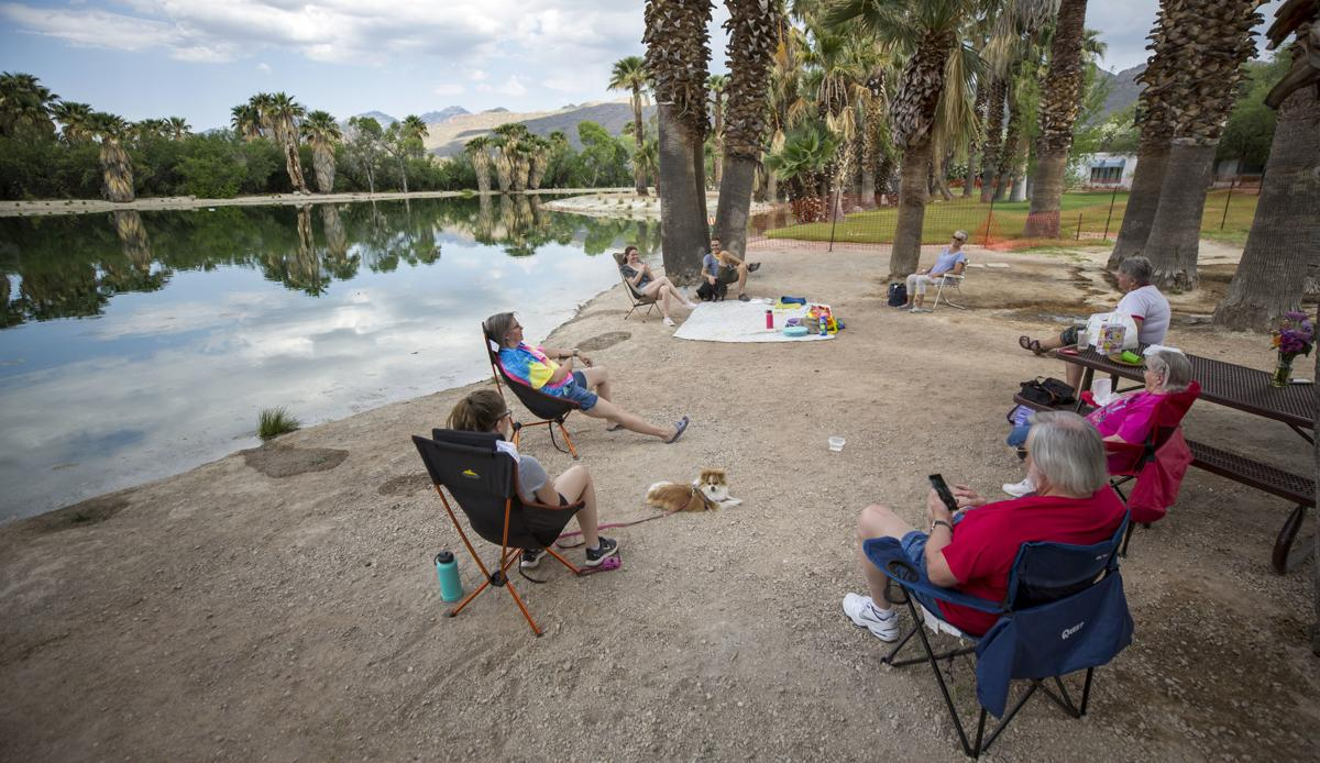 Tucson gets by during coronavirus pandemic
