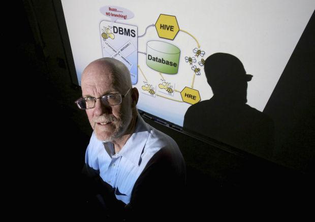 UA professor Rick Snodgrass