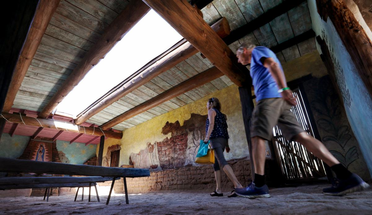 DeGrazia Mission in the Sun