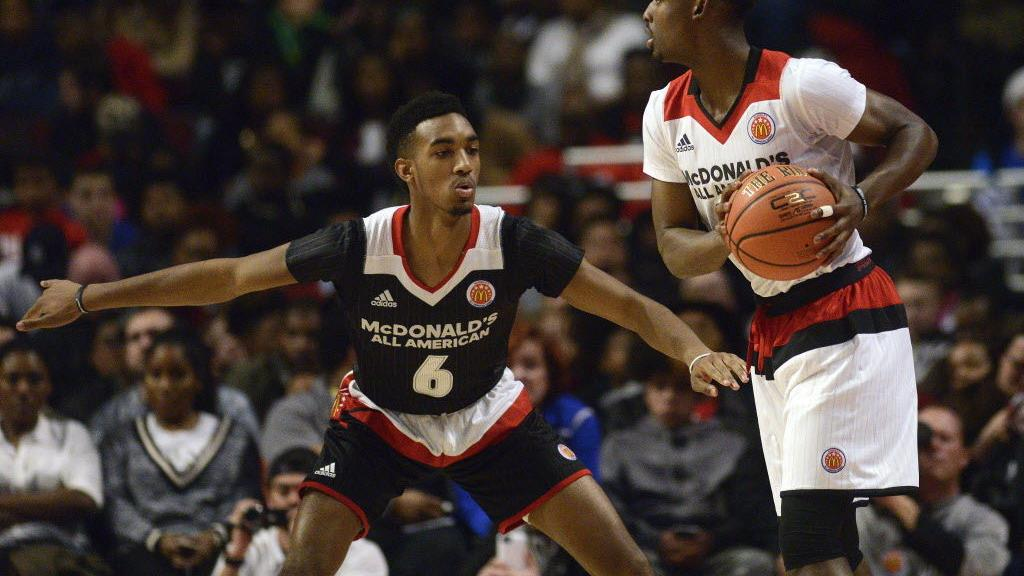 27878807cb19 UA commit Terrance Ferguson in uncharted waters as he begins pro career  Down Under