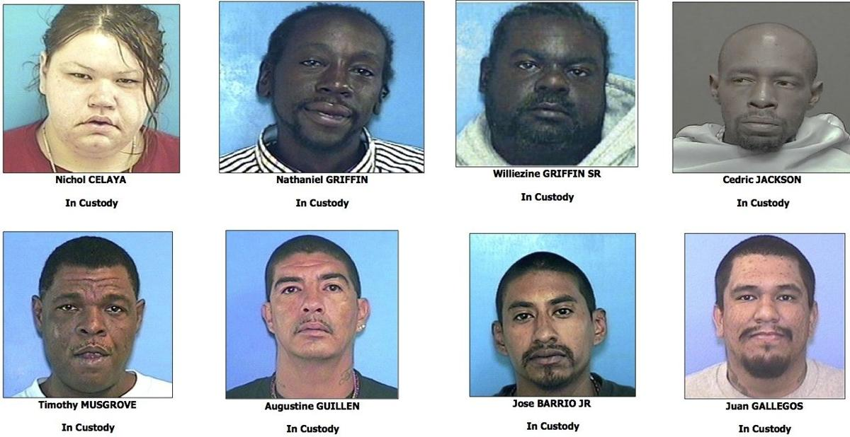 8 suspected gang members arrested in Tucson | Blog: Latest Tucson
