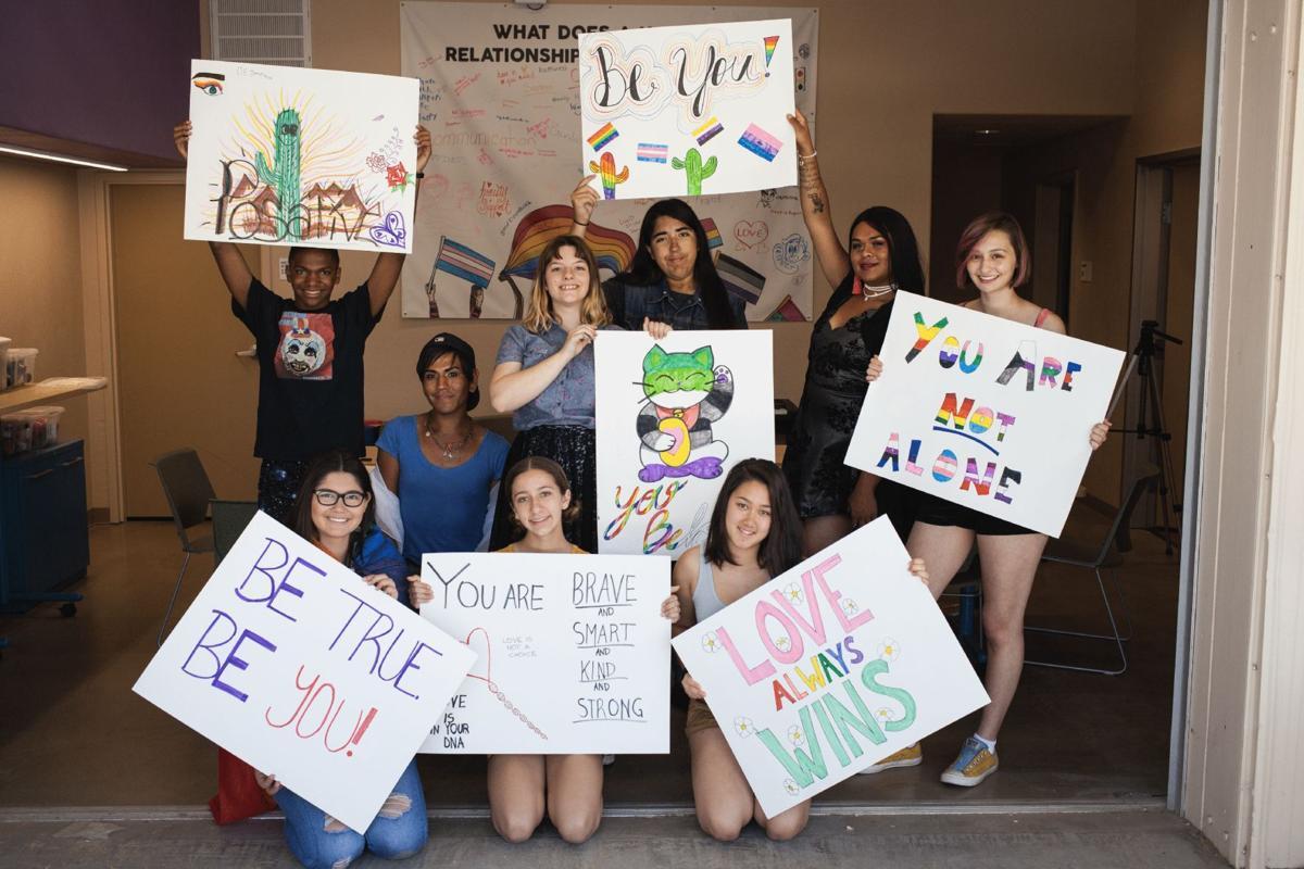 Southern Arizona AIDS Foundation provides a safe place
