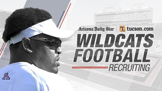 NEW Arizona Wildcats football recruiting logo Sumlin UA