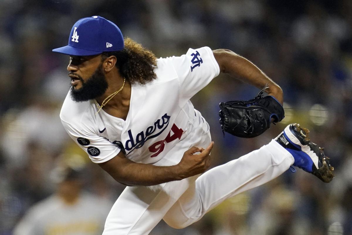 Pirates Dodgers Baseball