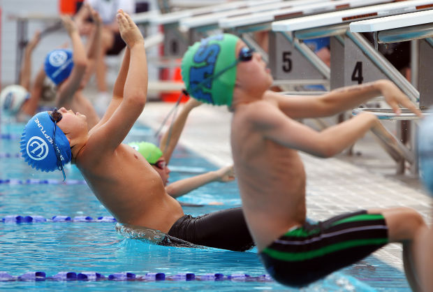 2013 Oro Valley Open Invitational swim meet
