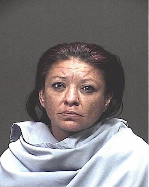 Priscilla Hamilton was arrested by Pima County Sheriff's deputies in  connection to a carjacking June 16, 2014.