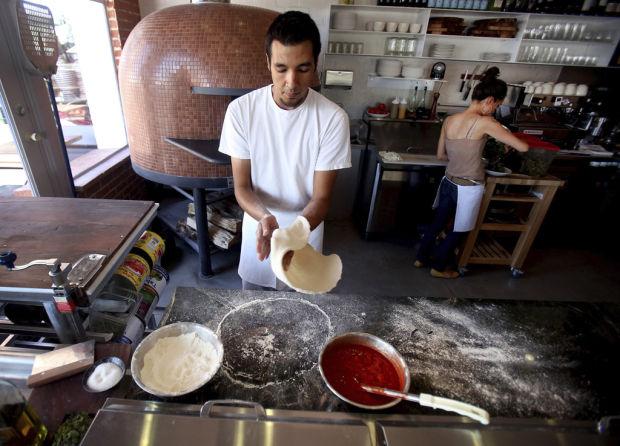 Falora Pizza serves slice of Naples