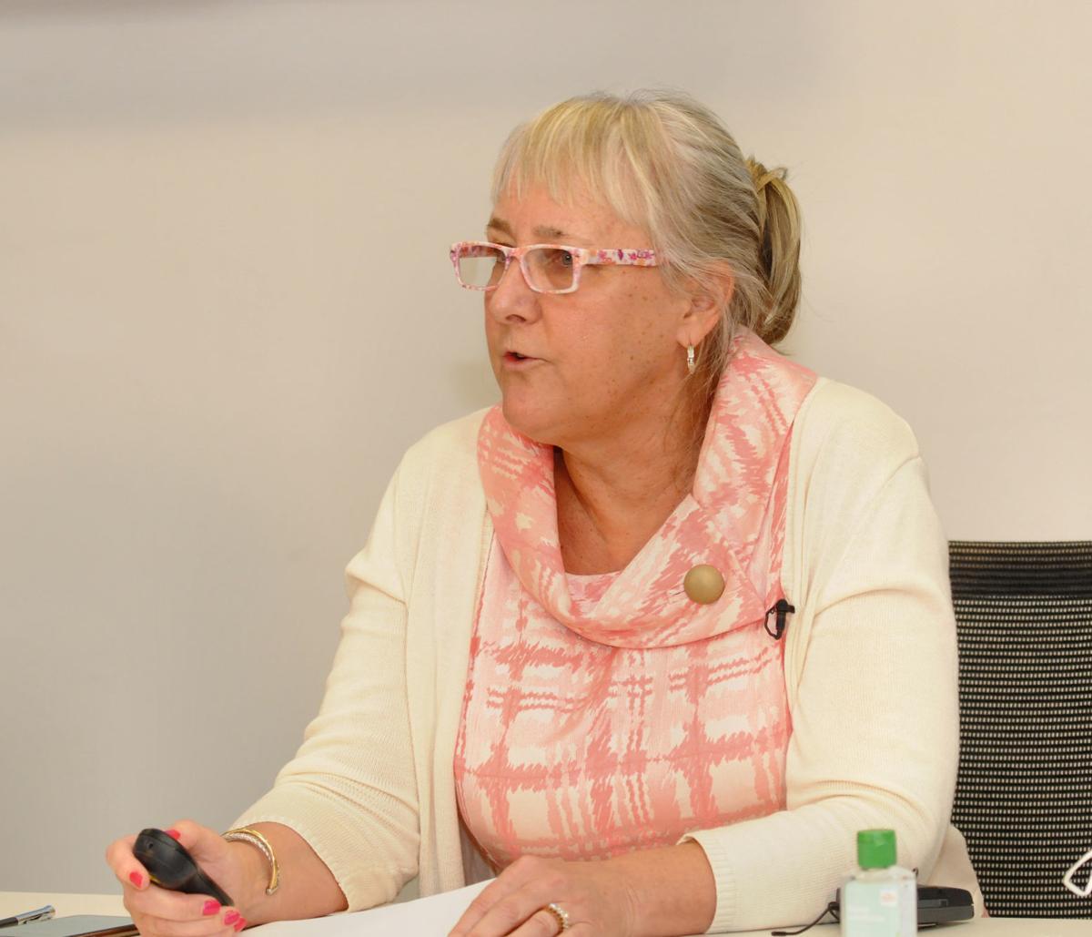 Dr. Marjorie Bessel (LE)