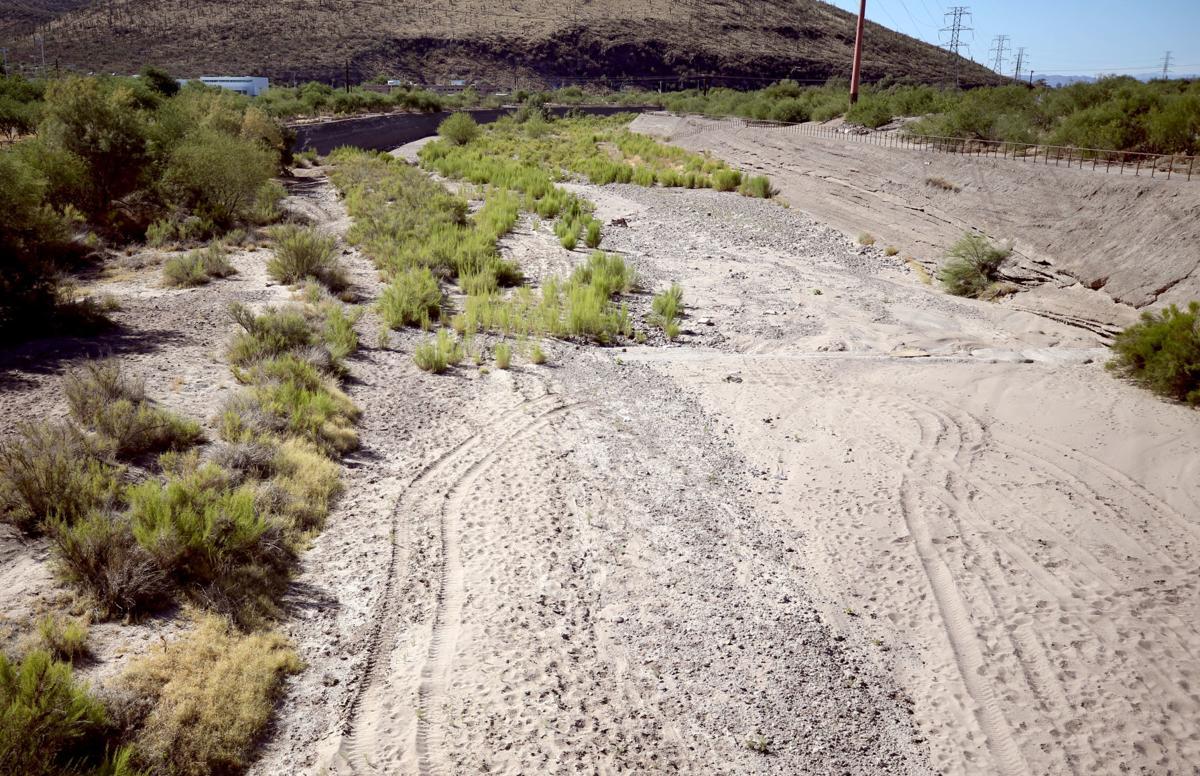 A 'dead' portion of Tucson's Santa Cruz River will flow again — for 5,000 feet